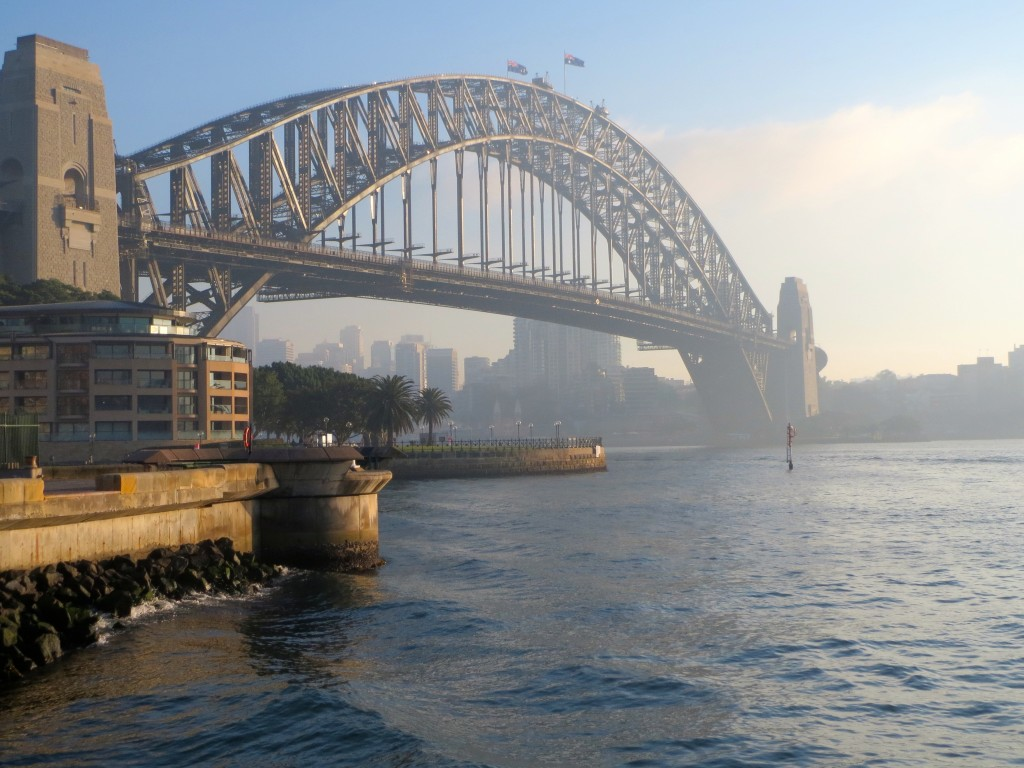 Sydney Harbour Bridge Rectangular
