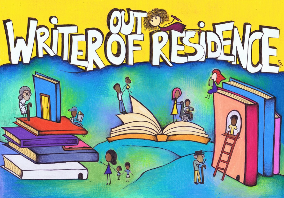 Writer Out Of Residence