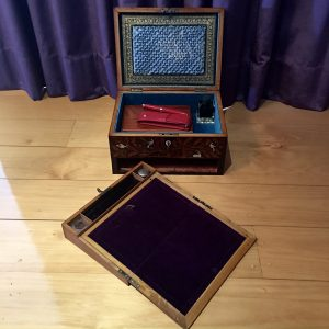 Regency Writing Box