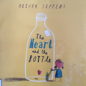 The Heart and the Bottle front cover square