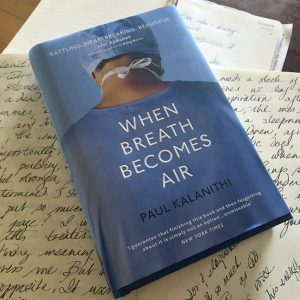 When Breath Becomes Air book Paul Kalanithi